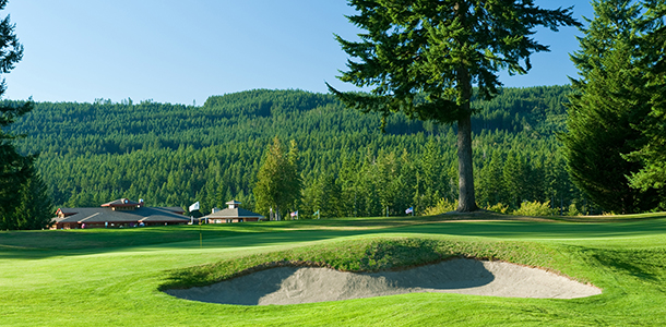 Gold Mountain Cascade Golf Course - Bremerton, WA