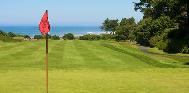 Salishan Golf Links